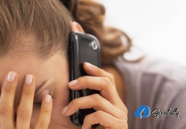Calling A Close Friend