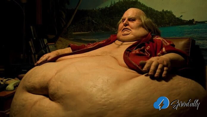 The fattest people in the world: Top 10