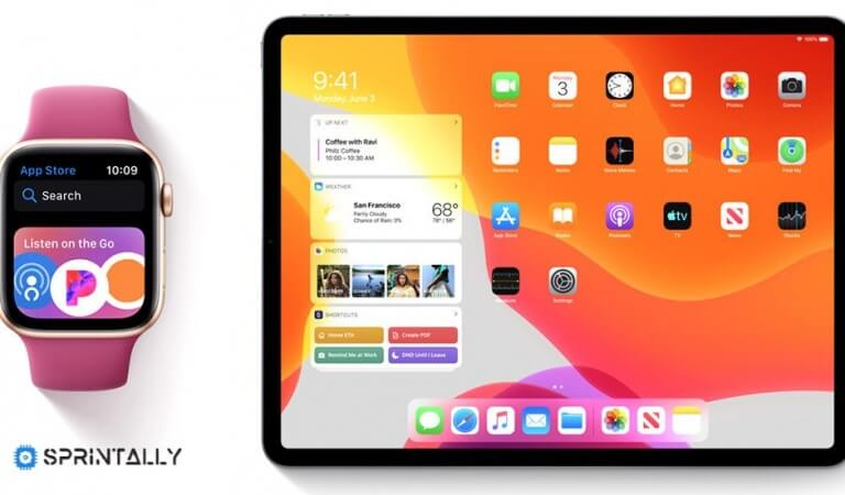 Apple released iPadOS 13.1.2 and watchOS 6.0.1