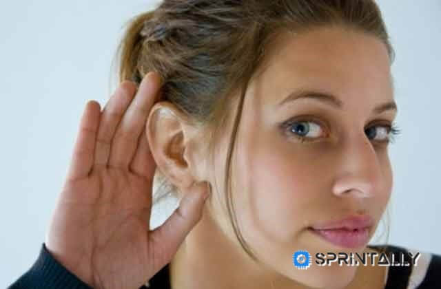 Men Treated Sounds Heard Only One Side Of The Brainwhile Women Use Both