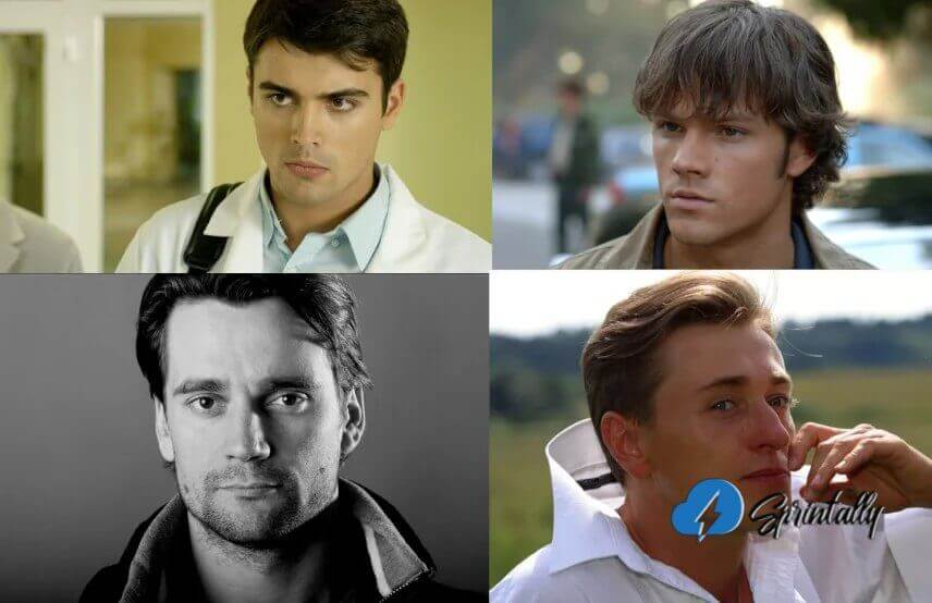 The representation of men on television