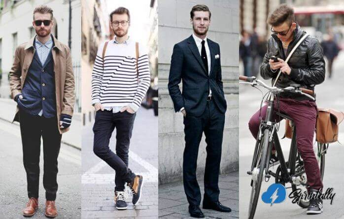 How to dress a 20 years old guy