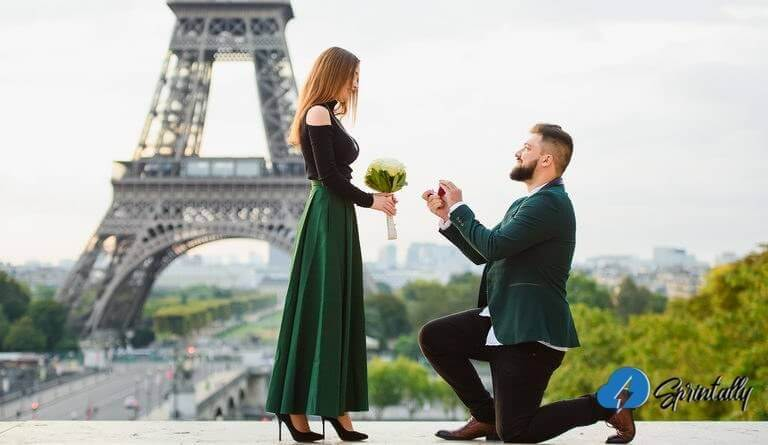How to propose a girl: 51 beautiful ideas