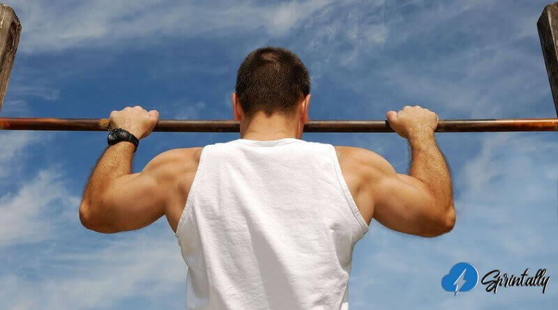 Negative Pull-Ups On The Bar