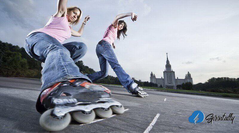 The Roller Skating
