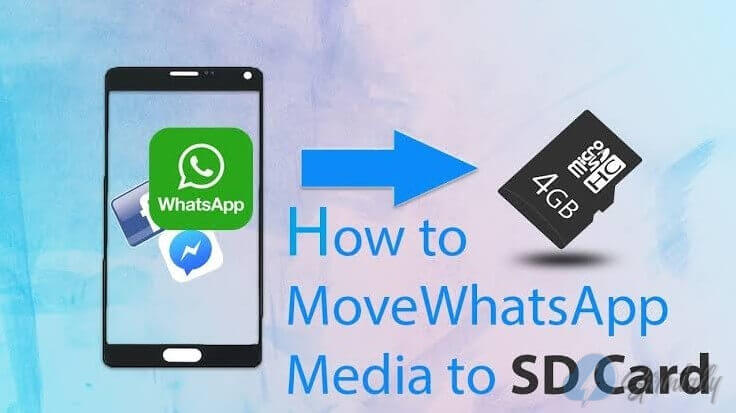 How to Transfer WhatsApp Photos to SD Card