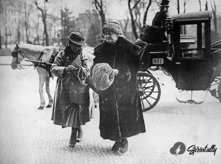 International Women'S Day Over 100 Years