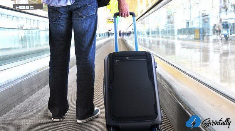 Select a travel bag