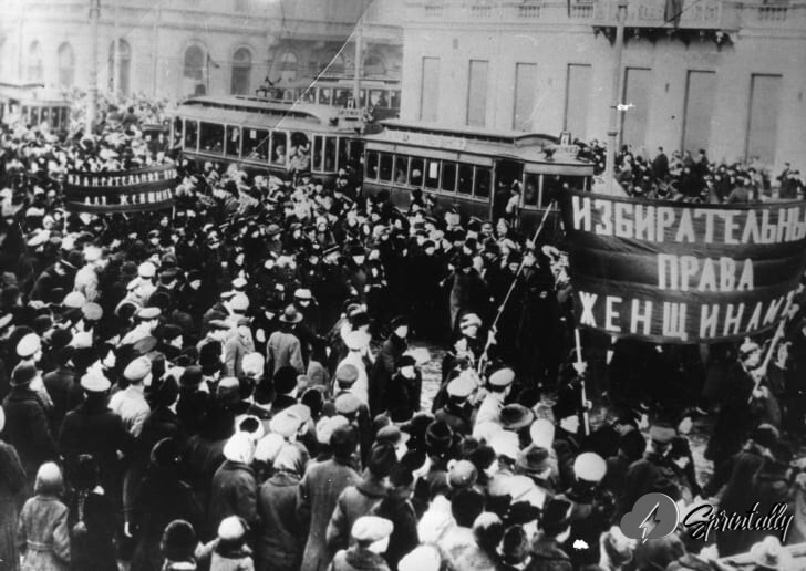 The Occasion Gave The Women The Right To Vote
