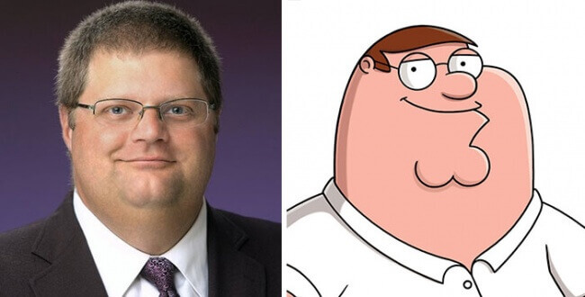 A Real-Life Peter Griffin