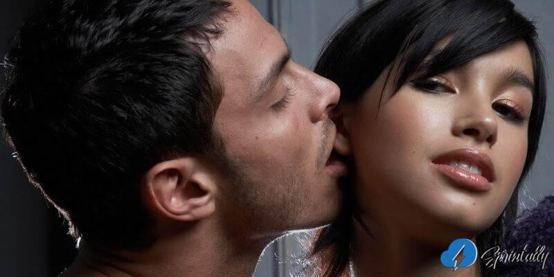 Earlobe Kiss