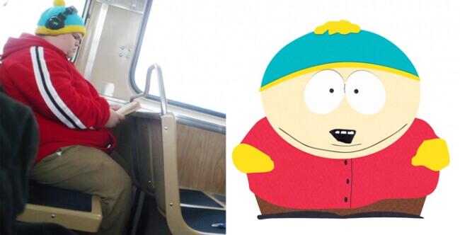 Eric Cartman From South Park