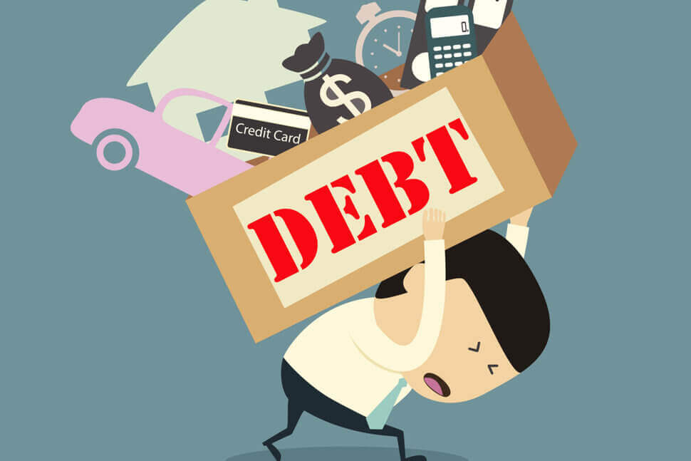 Rich People Never Get Into Debt