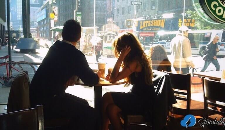Where to ask a girl out on a date?