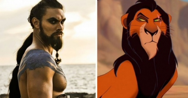 27 cartoon characters in real life