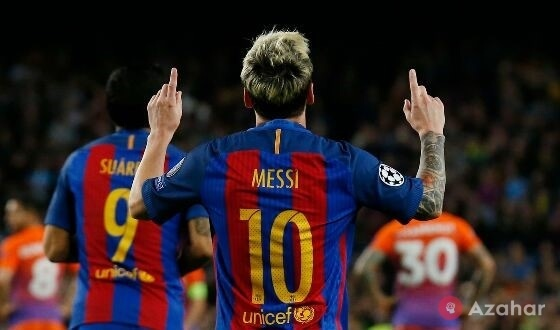 After Every Goal Scored, Messi Recalls His Grandmother