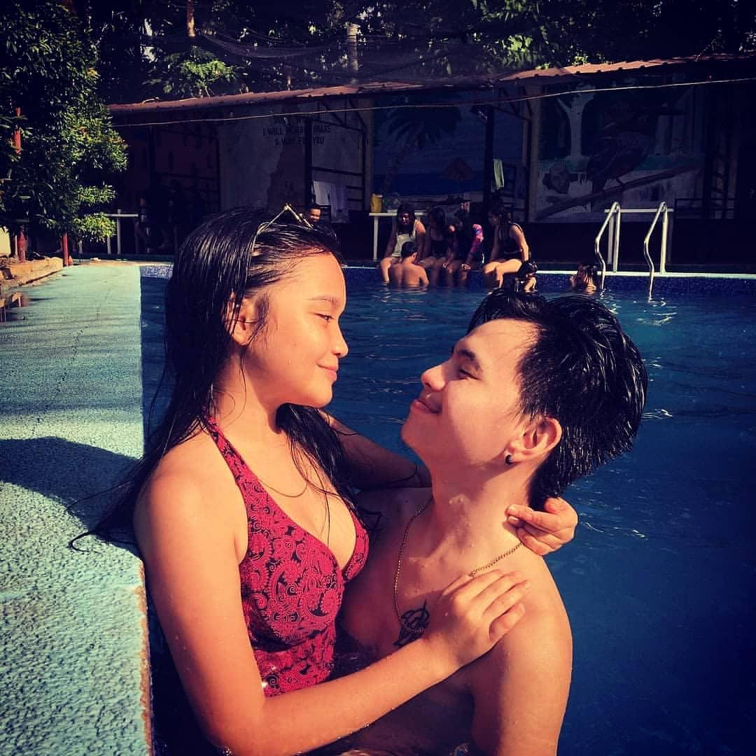Alexandra Torregosa Siang With Her Boyfriend