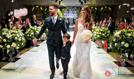 June 31, 2017 Messi Married