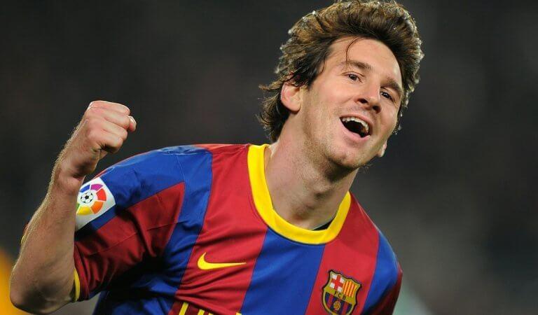 Lionel Messi, biography, news, photos!