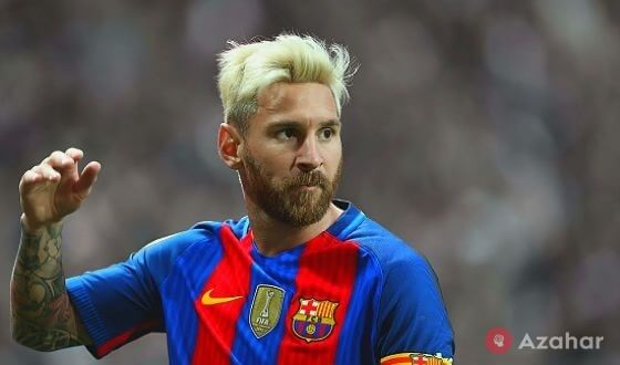 Messi Continues His Career In Barcelona