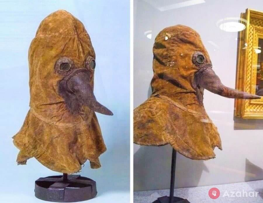 The Real Mask Of The Plague Doctor