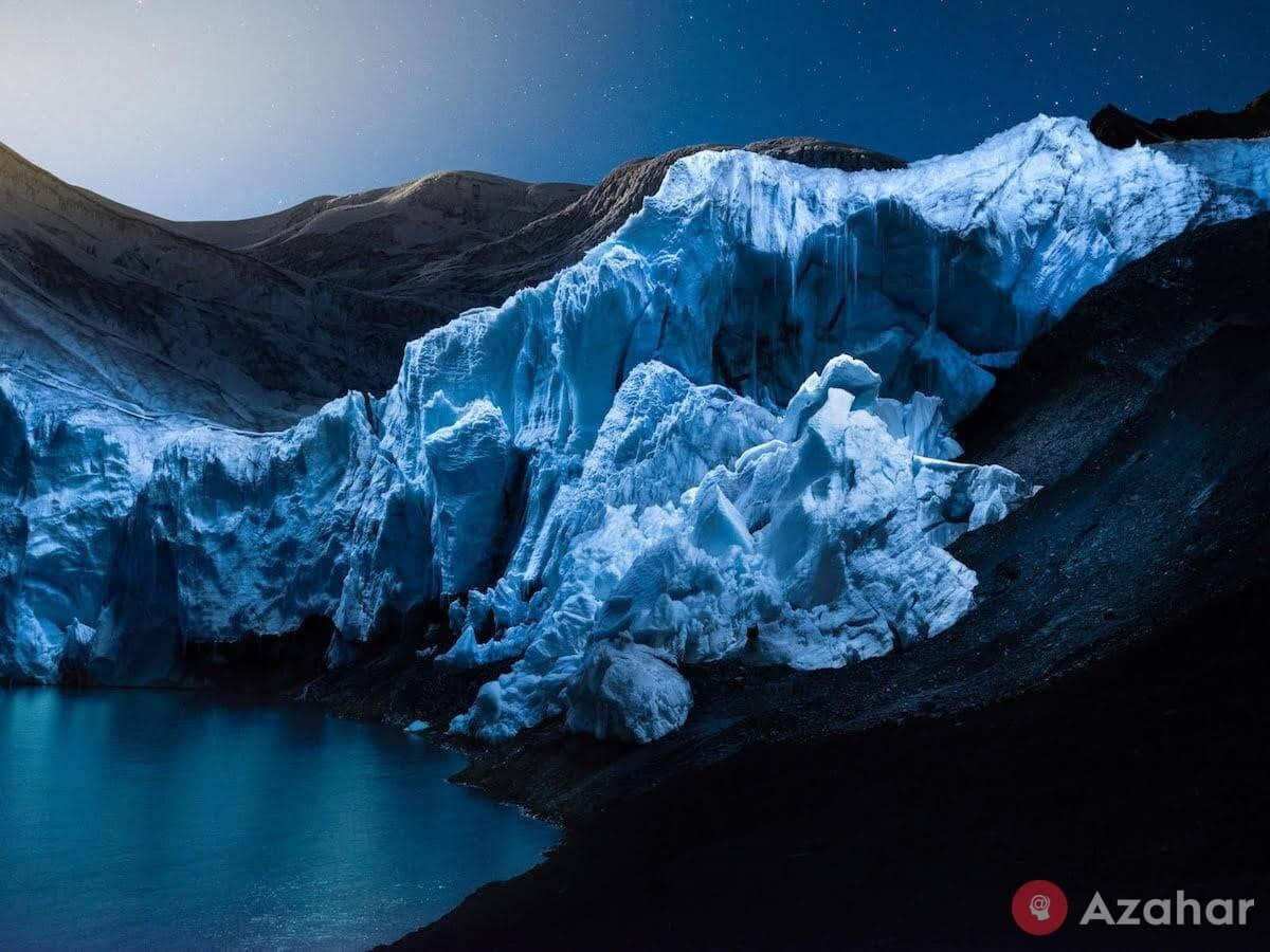 Glaciers Shot