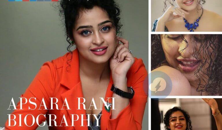 Apsara Rani (Aka Anketa Maharana) Biography and Lifestyle