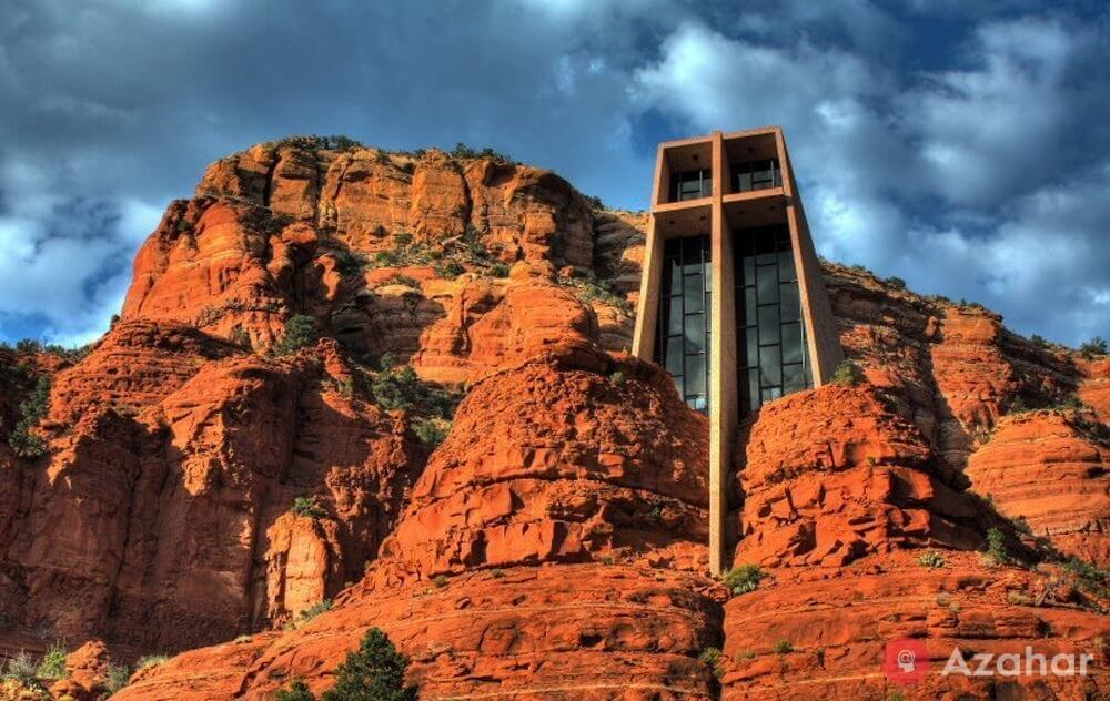 Chapel of the Holy Cross (Holy cross Chapel) — Arizona, USA