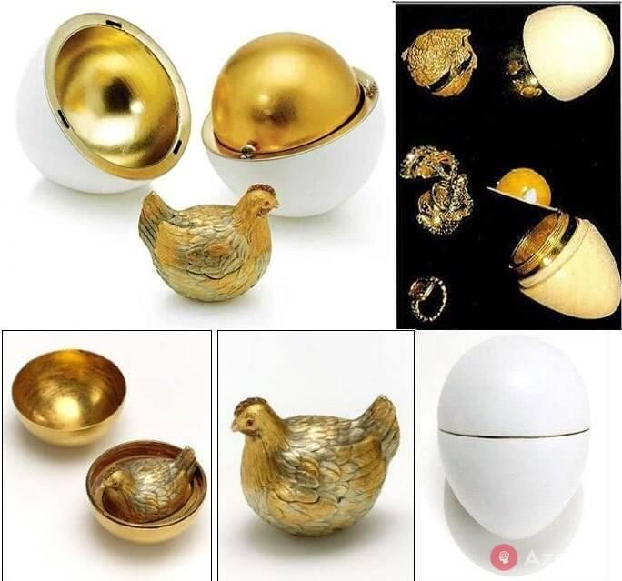 Faberge Egg Chicken