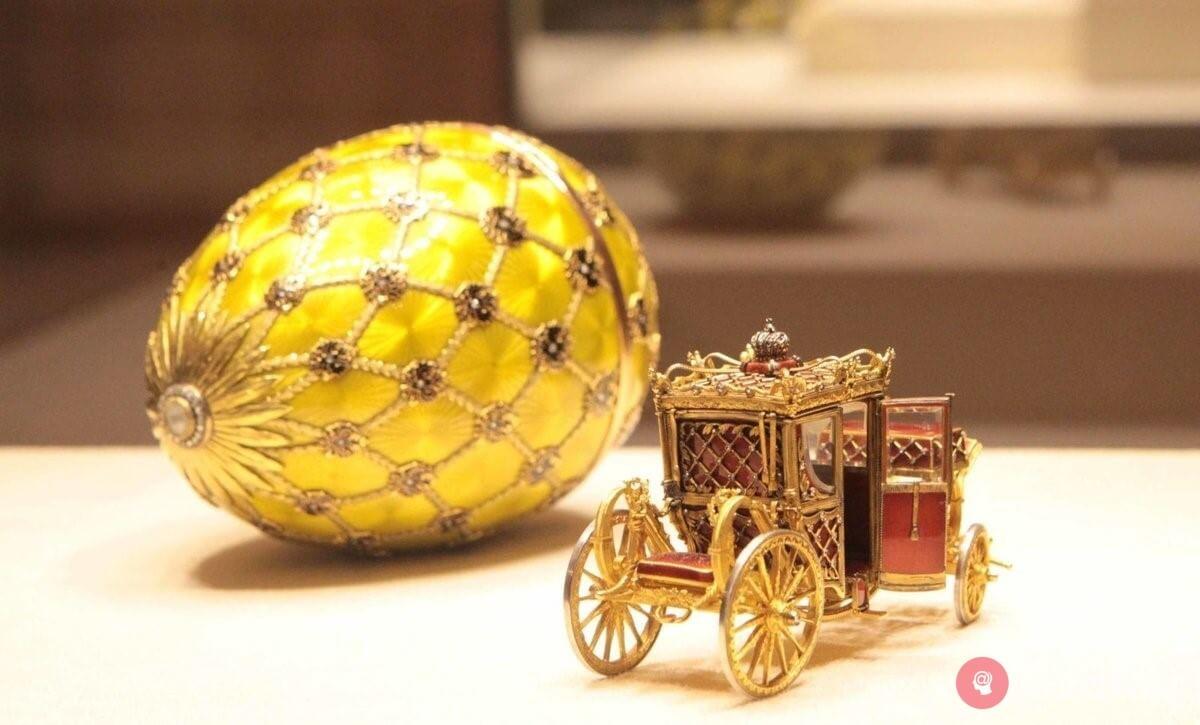 Faberge Egg Coronation