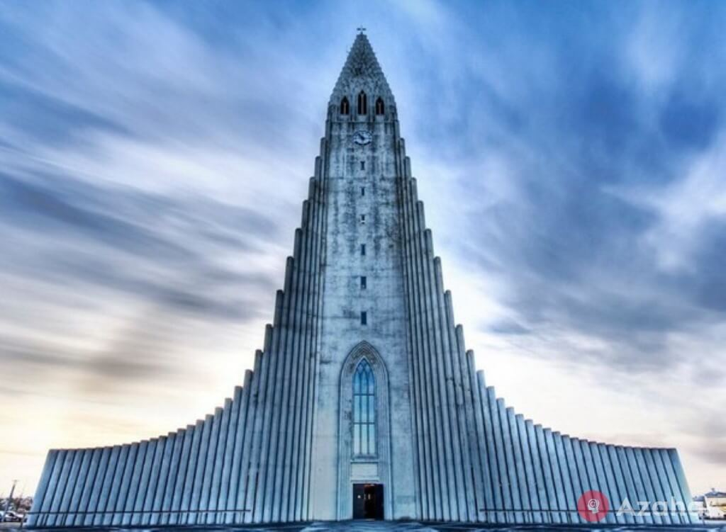 The Hallgrímskirkja (Church Of Hallgrimur) — Iceland