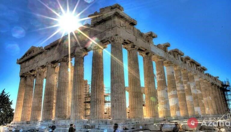 The secret of the Parthenon: why it did not collapse during the powerful earthquake
