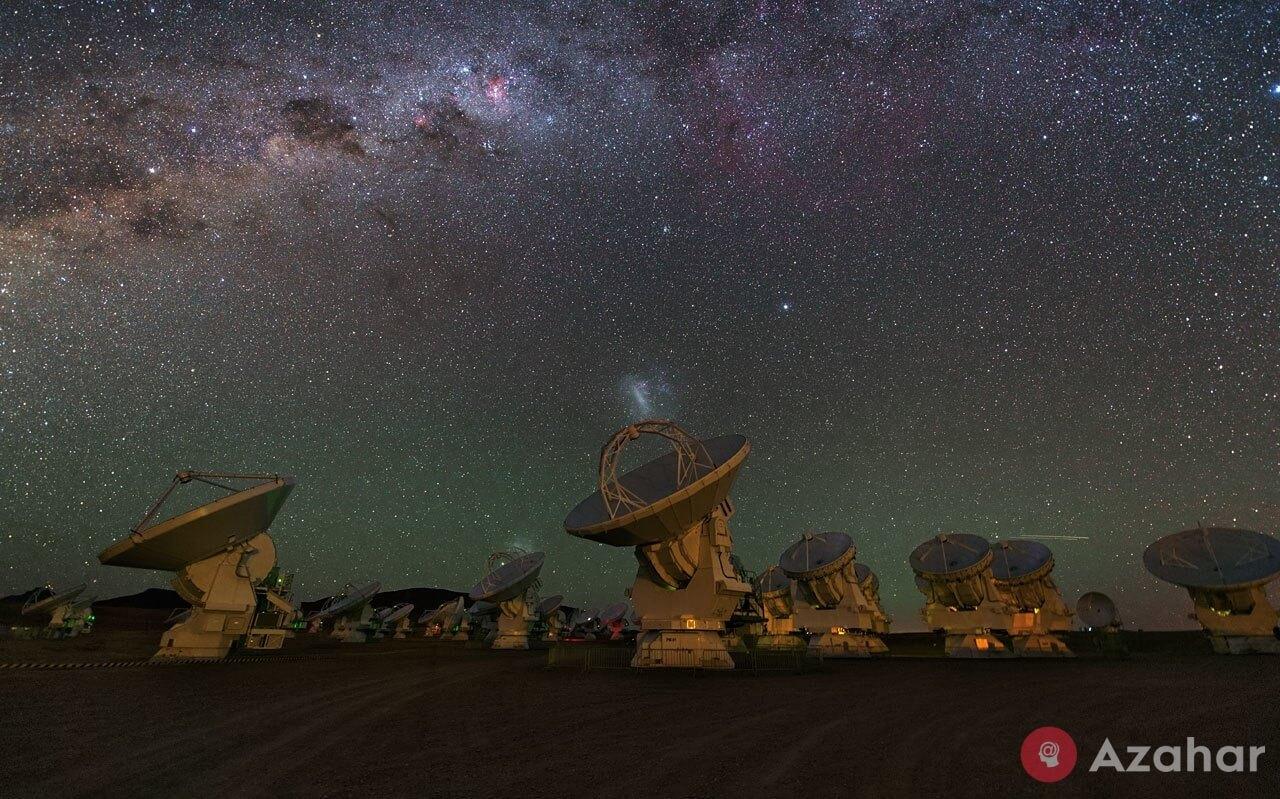 Alma — Atacama Large Millimeter Array