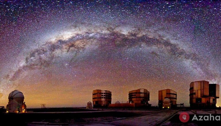 Chile – the country of astronomical observatories and the largest telescopes in the world