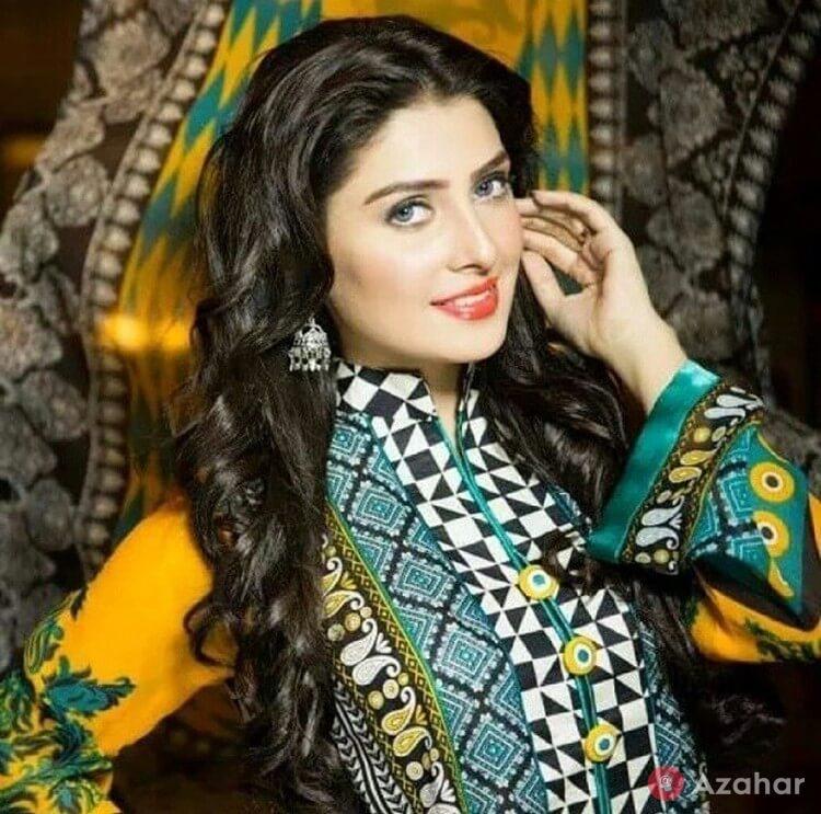 Ayeza Khan, Actress, Pakistan