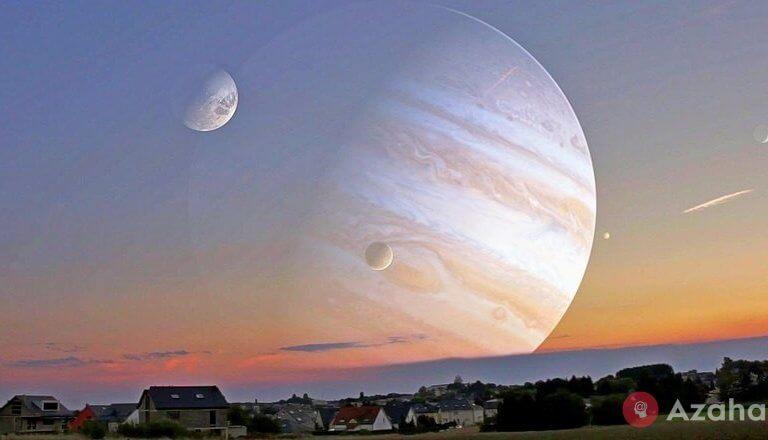 Insidious neighbors: Jupiter and Venus provoke a global catastrophe on Earth