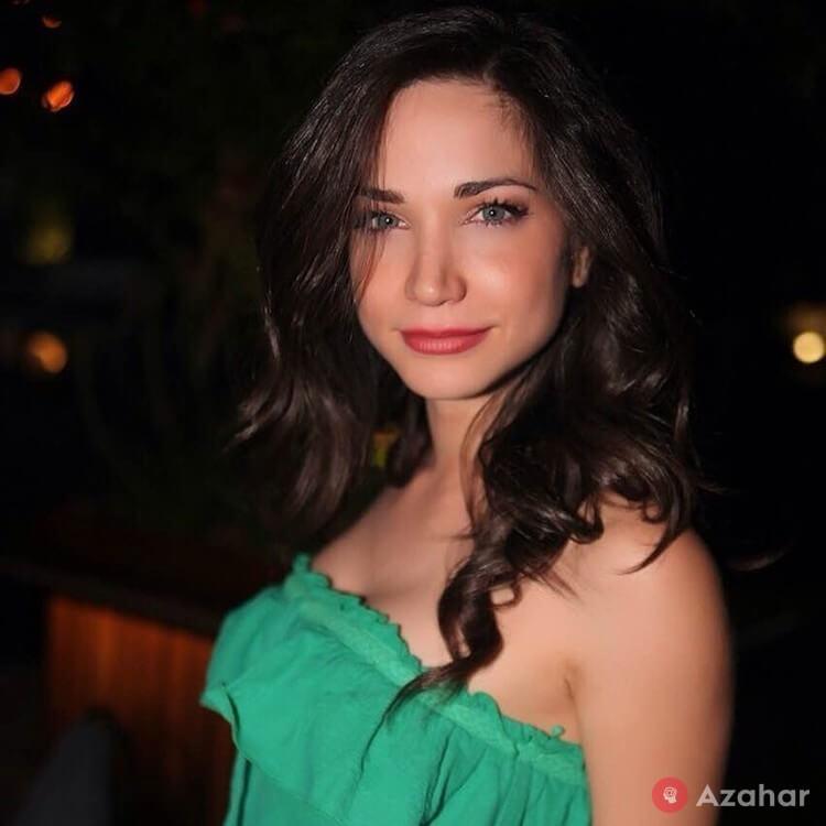 Katerina Geronikolou, Actress, Greece