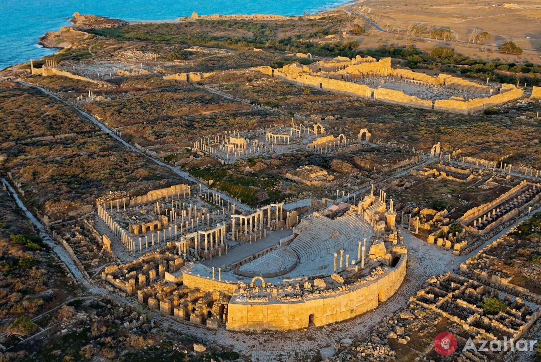 Leptis Magna, Al Khums, Libya
