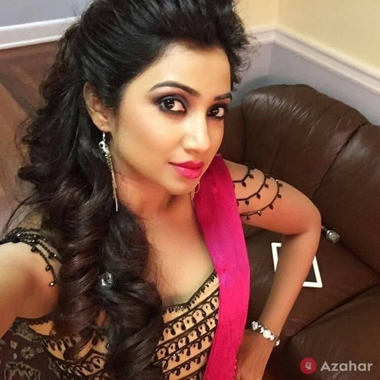 Shreya Ghoshal, Singer, India