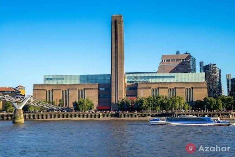 Tate Modern Gallery, London