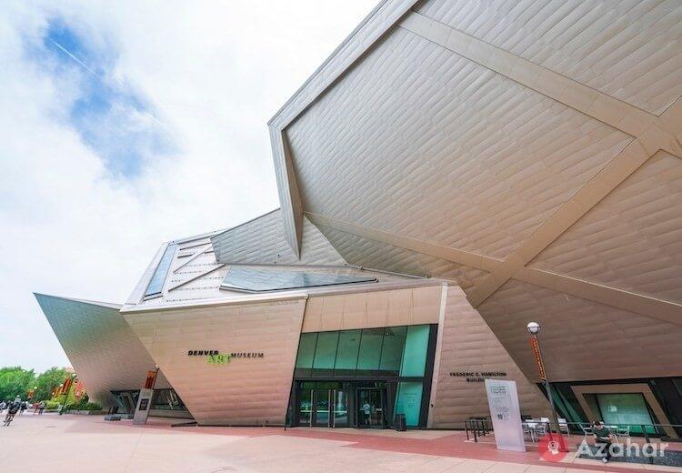 The Denver Art Museum, Usa