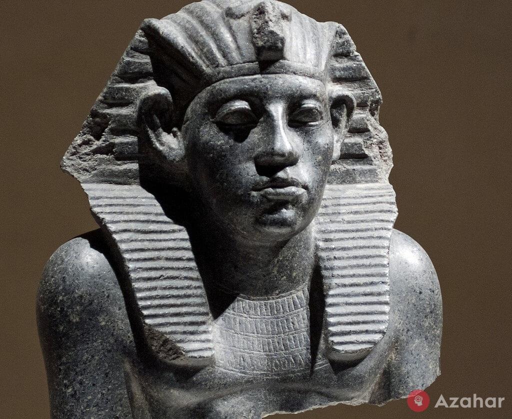 The Pharaoh Amenemhat Iii