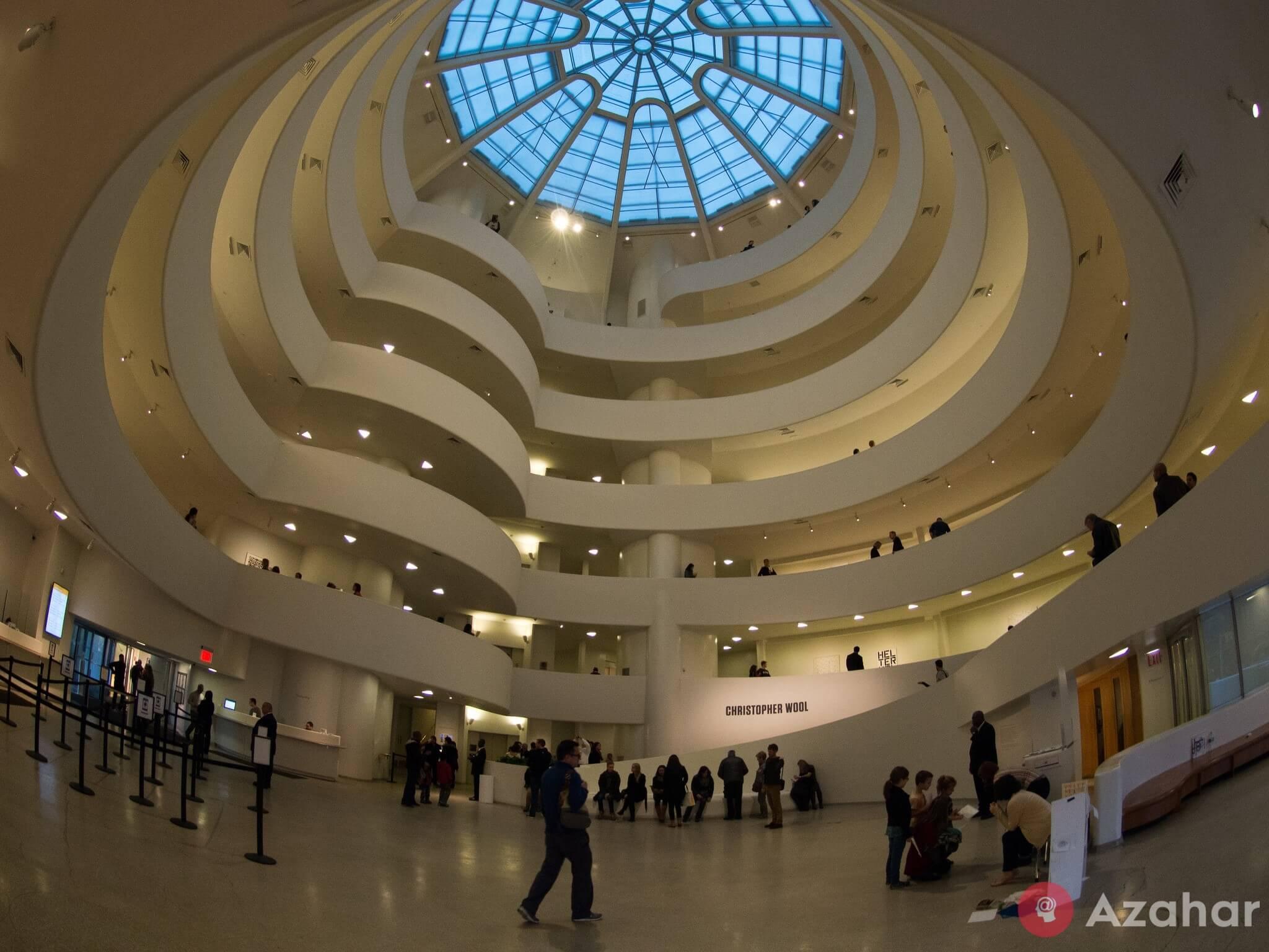 The Solomon R. Guggenheim Museum, New York