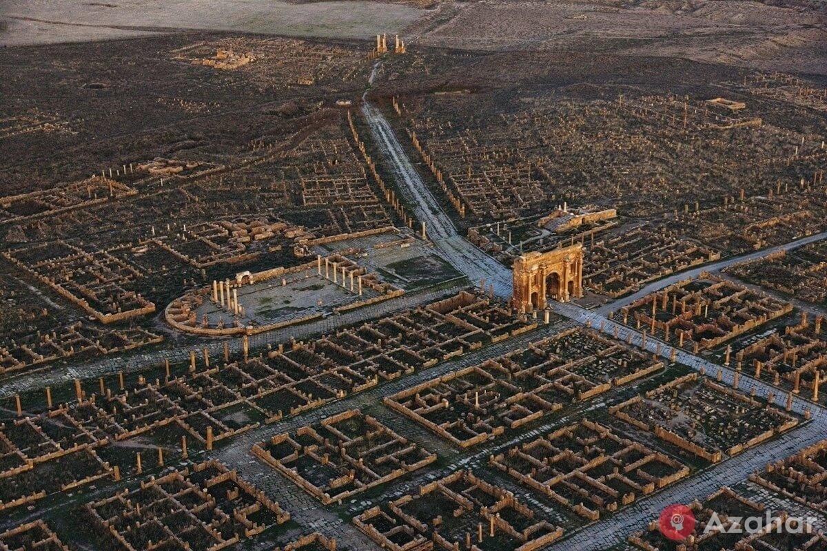 Timgad, Algeria