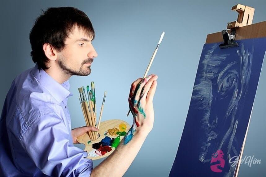Creative person