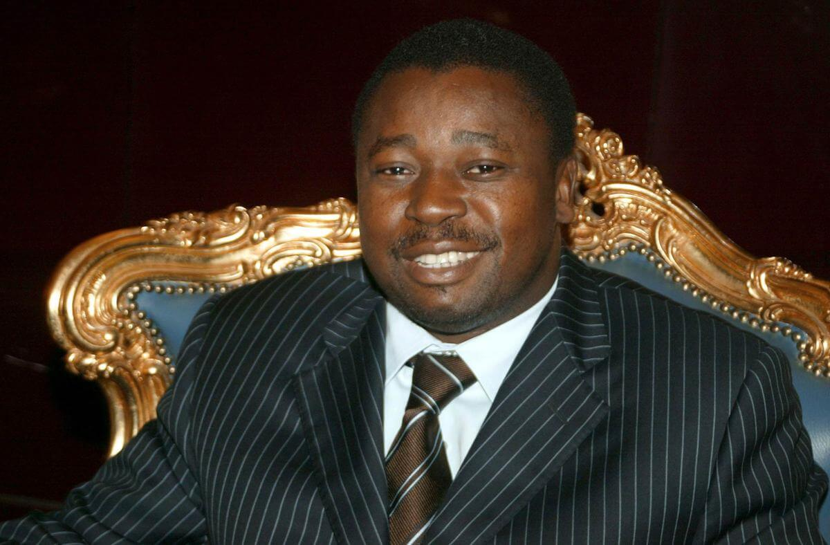 Faure Essozimna Gnassingbé Eyadéma
