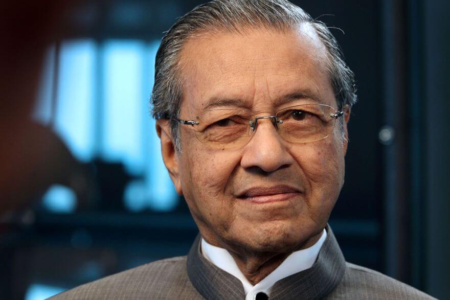 Mahathir Bin Mohamad Iskandar