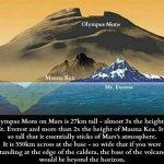 Tallest Mountains