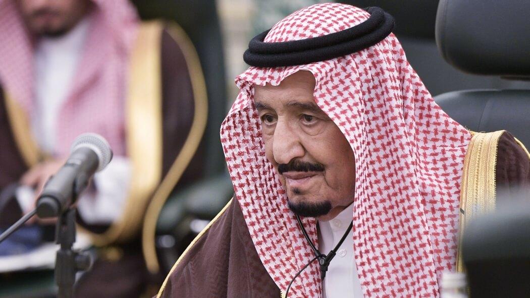 Salman Bin Abdulaziz Bin Abdulrahman Bin Faisal Al Saud