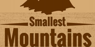 Smallest Mountains